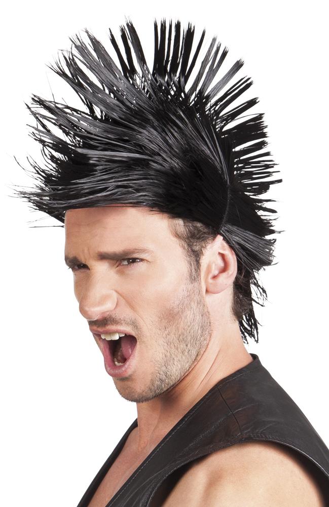 Herren irokesenschnitt Frisur Undercut