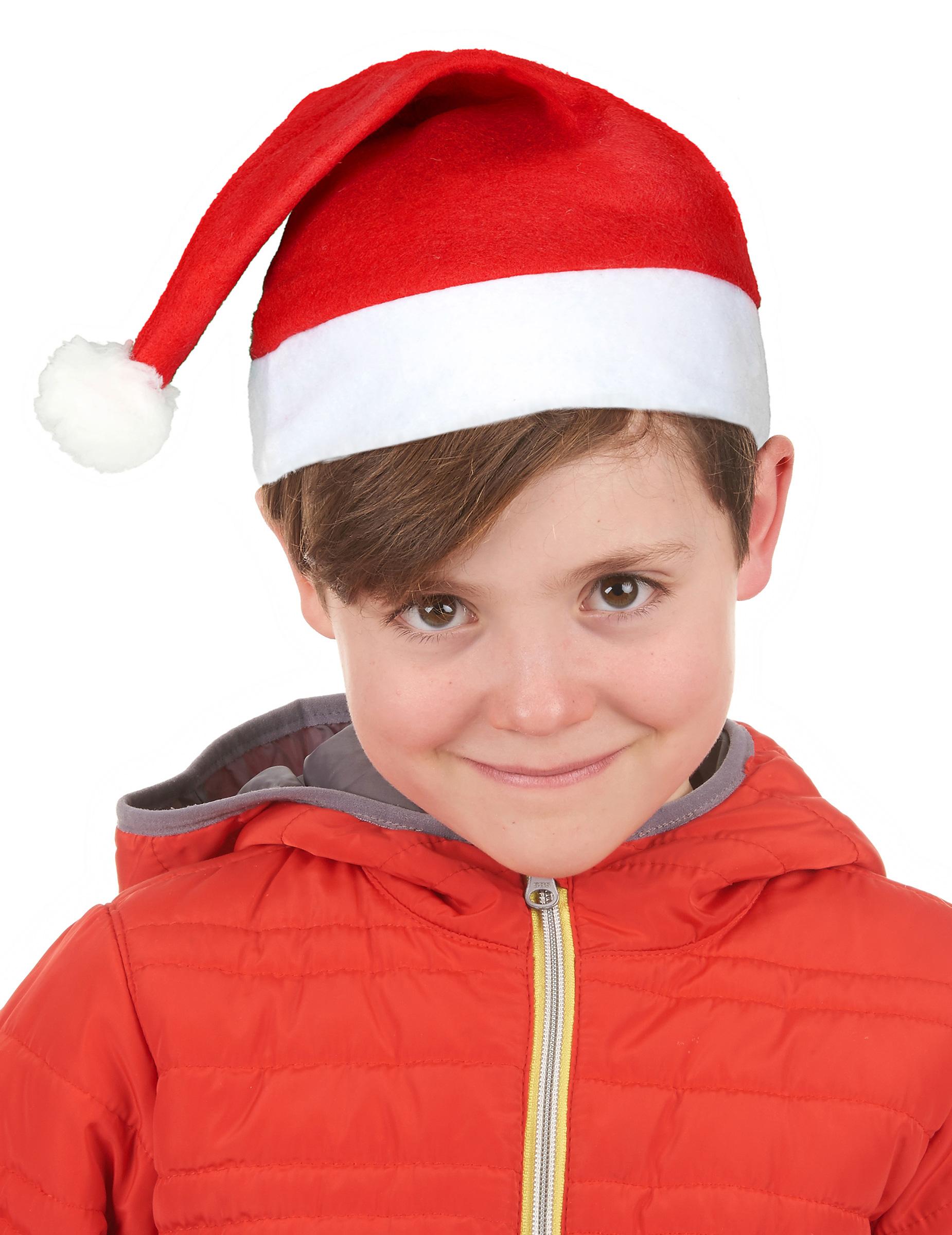 Weihnachtsmütze Kinder
