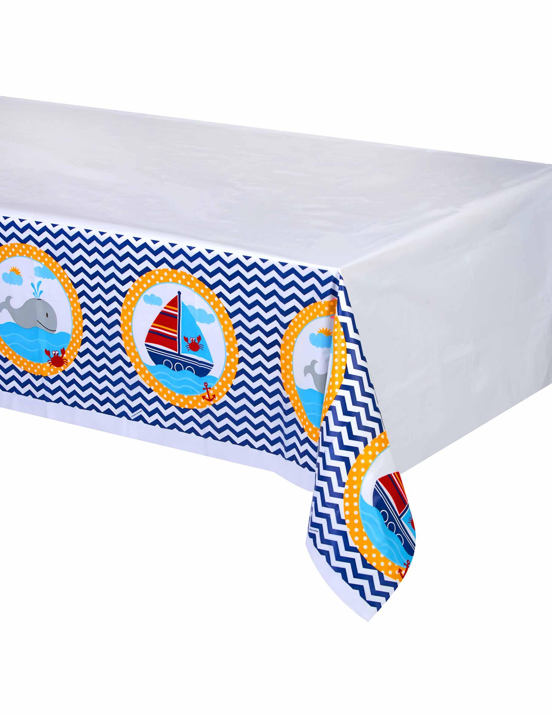seemann tischdecke in der gr e 130 x 260 cm g nstige. Black Bedroom Furniture Sets. Home Design Ideas