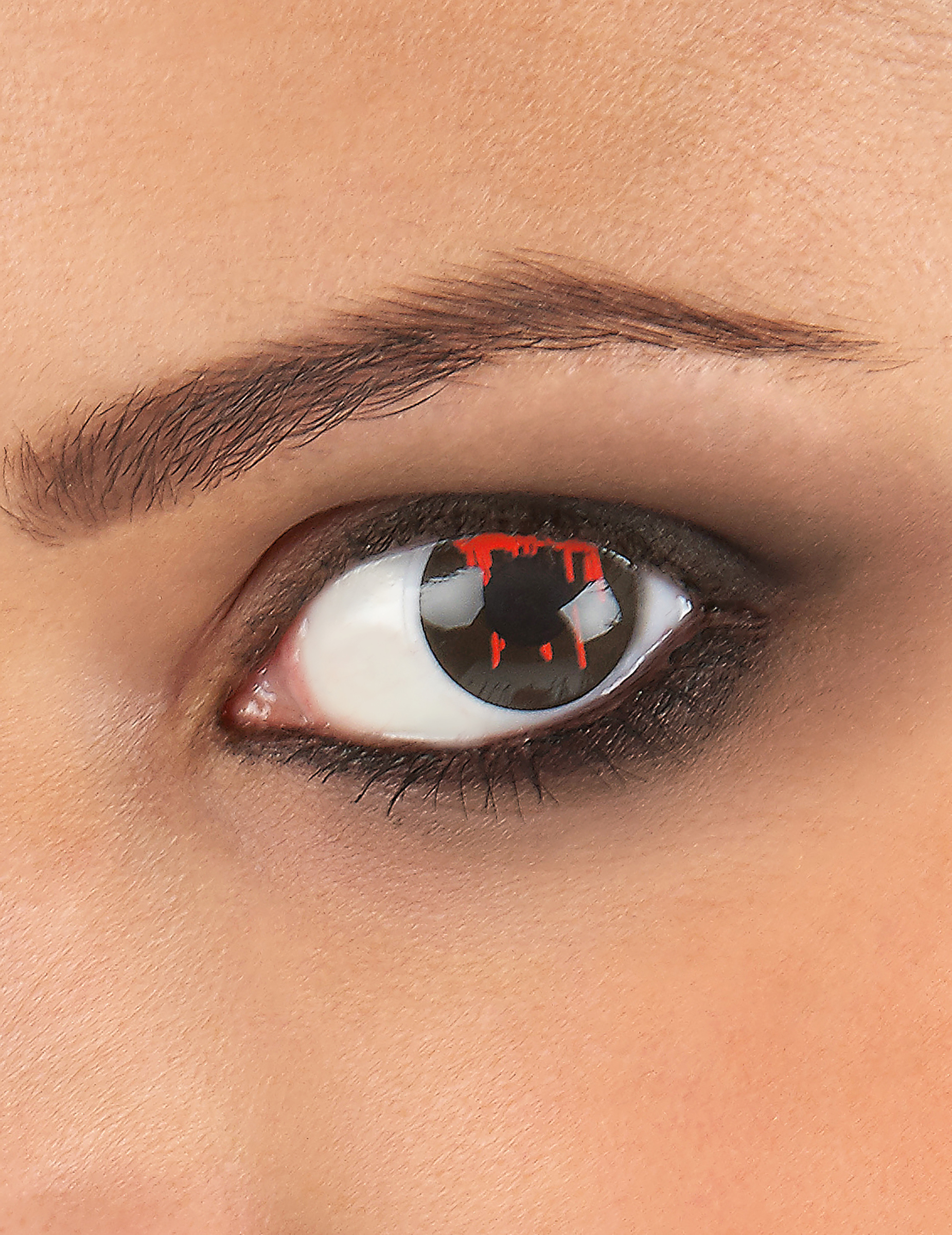 blutige d monen kontaktlinsen halloween motivlinsen. Black Bedroom Furniture Sets. Home Design Ideas