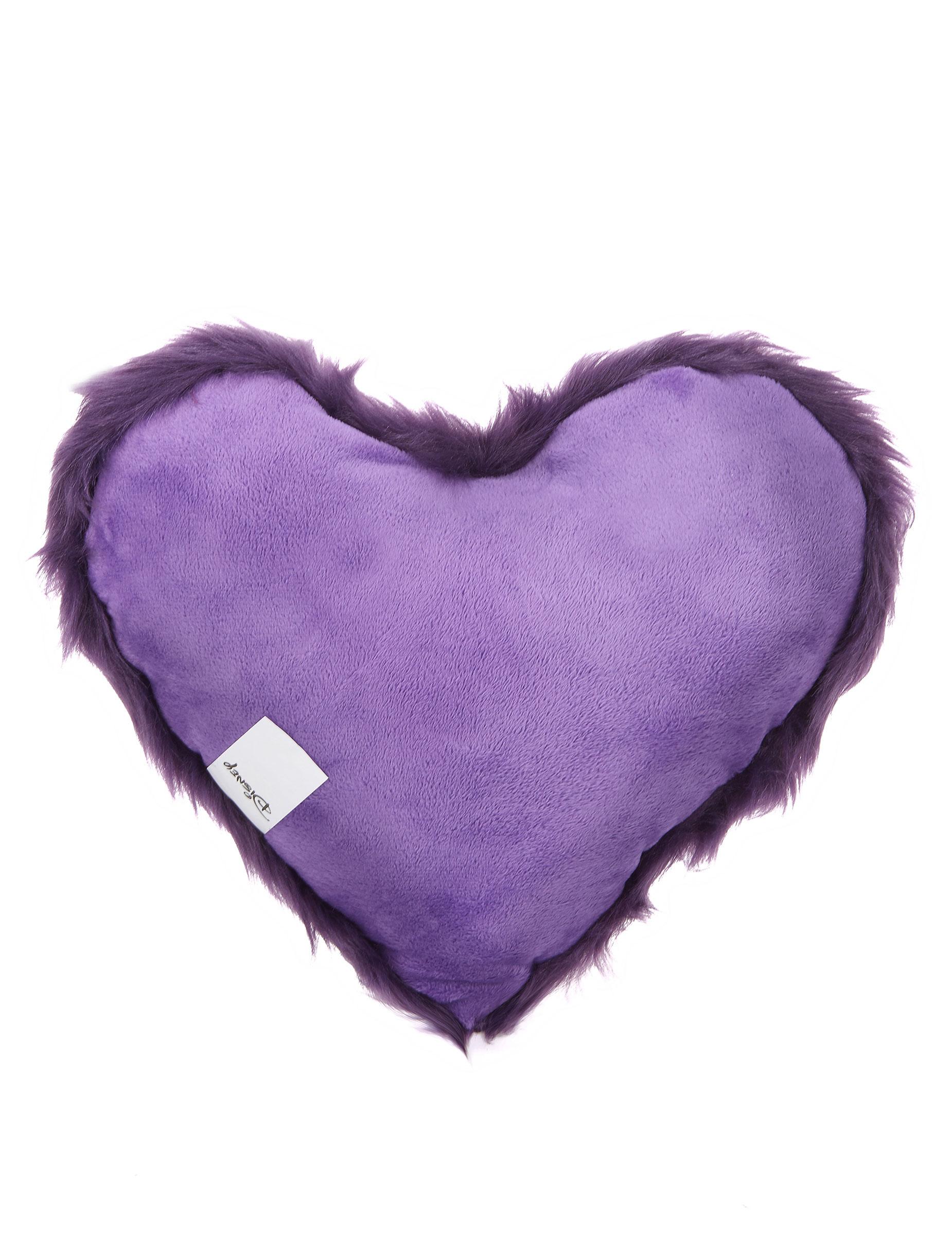 disney violetta kissen herzform lizenzware bunt 36x32cm g nstige faschings accessoires. Black Bedroom Furniture Sets. Home Design Ideas