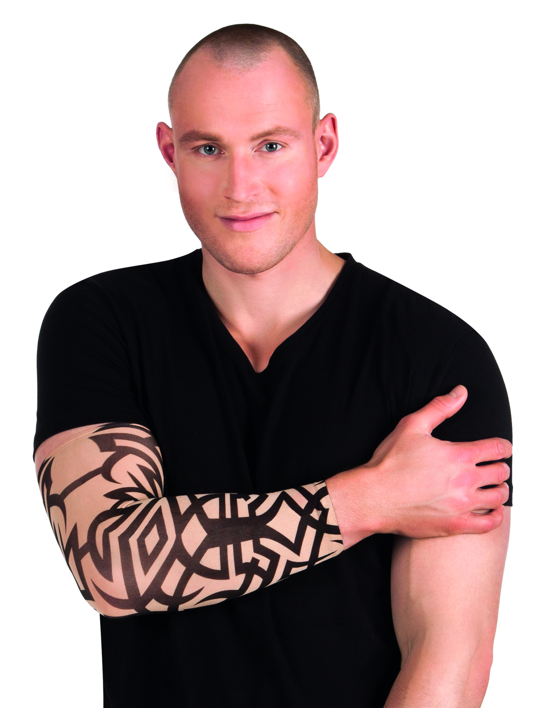 tattoo rmel tribals g nstige faschings accessoires zubeh r bei karneval megastore. Black Bedroom Furniture Sets. Home Design Ideas
