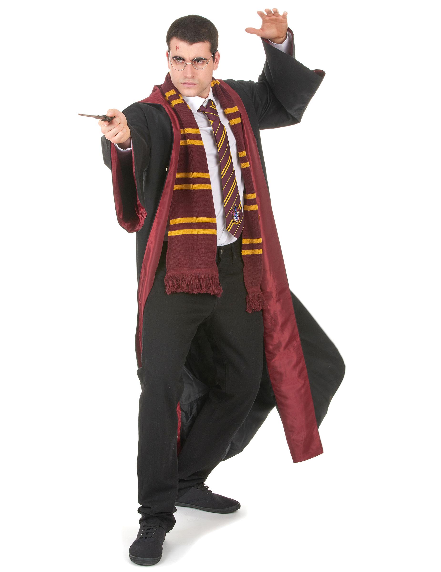 vollständig in den Spezifikationen guter Service gut aus x Harry Potter Gryffindor Schulrobe Lizenzartikel schwarz-rot
