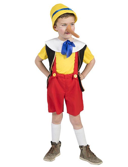 Kleiner Lugner Kostum Fur Jungen Rot Gelb Gunstige Faschings