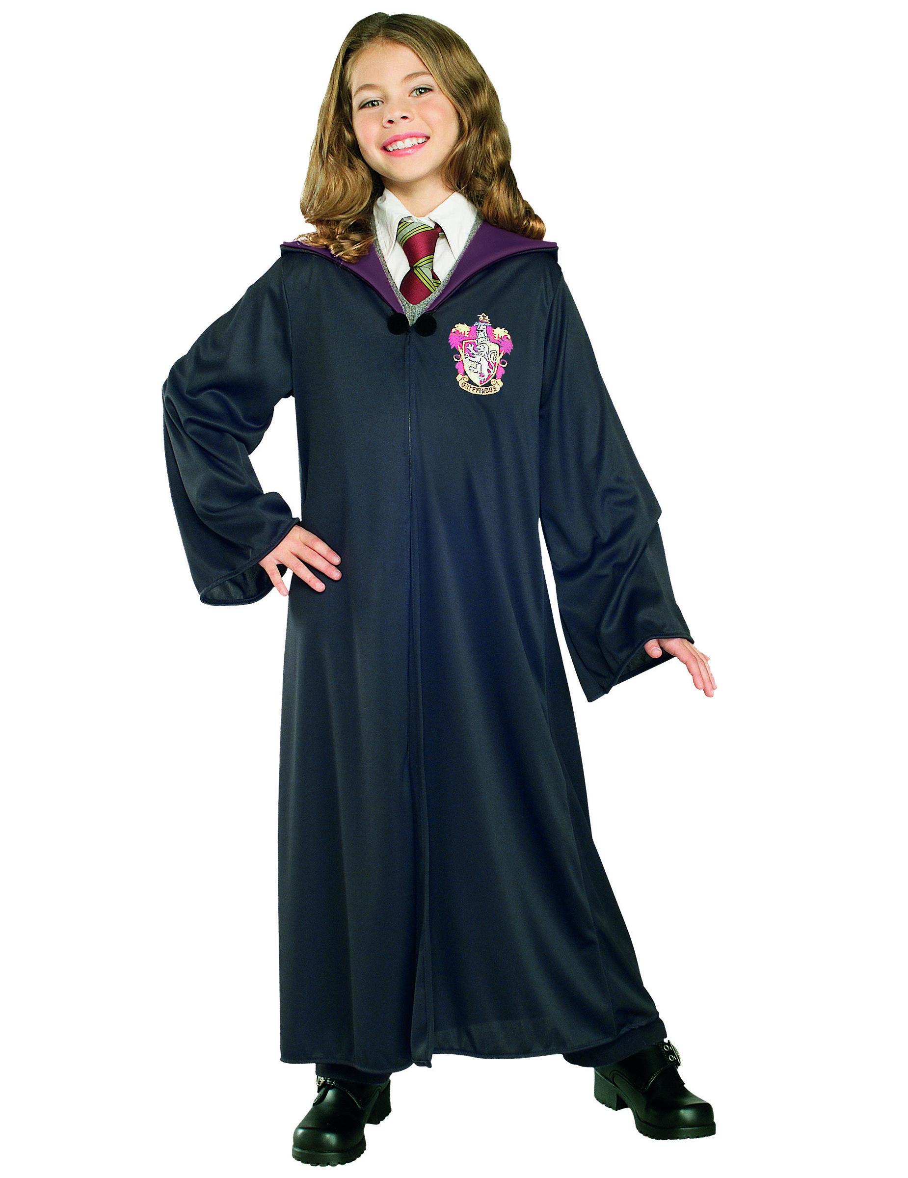 professioneller Verkauf klassische Schuhe Online-Einzelhändler Harry Potter Gryffindor Kinderkostüm Schuluniform schwarz