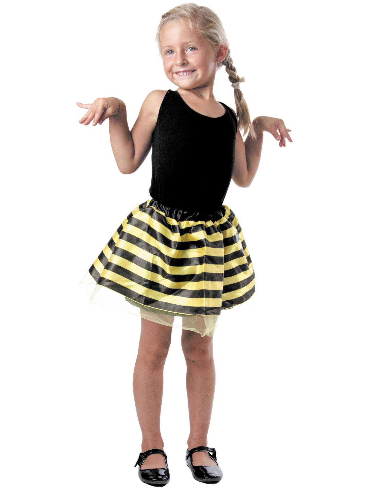 Tullrock Biene Fur Kinder Gunstige Faschings Accessoires