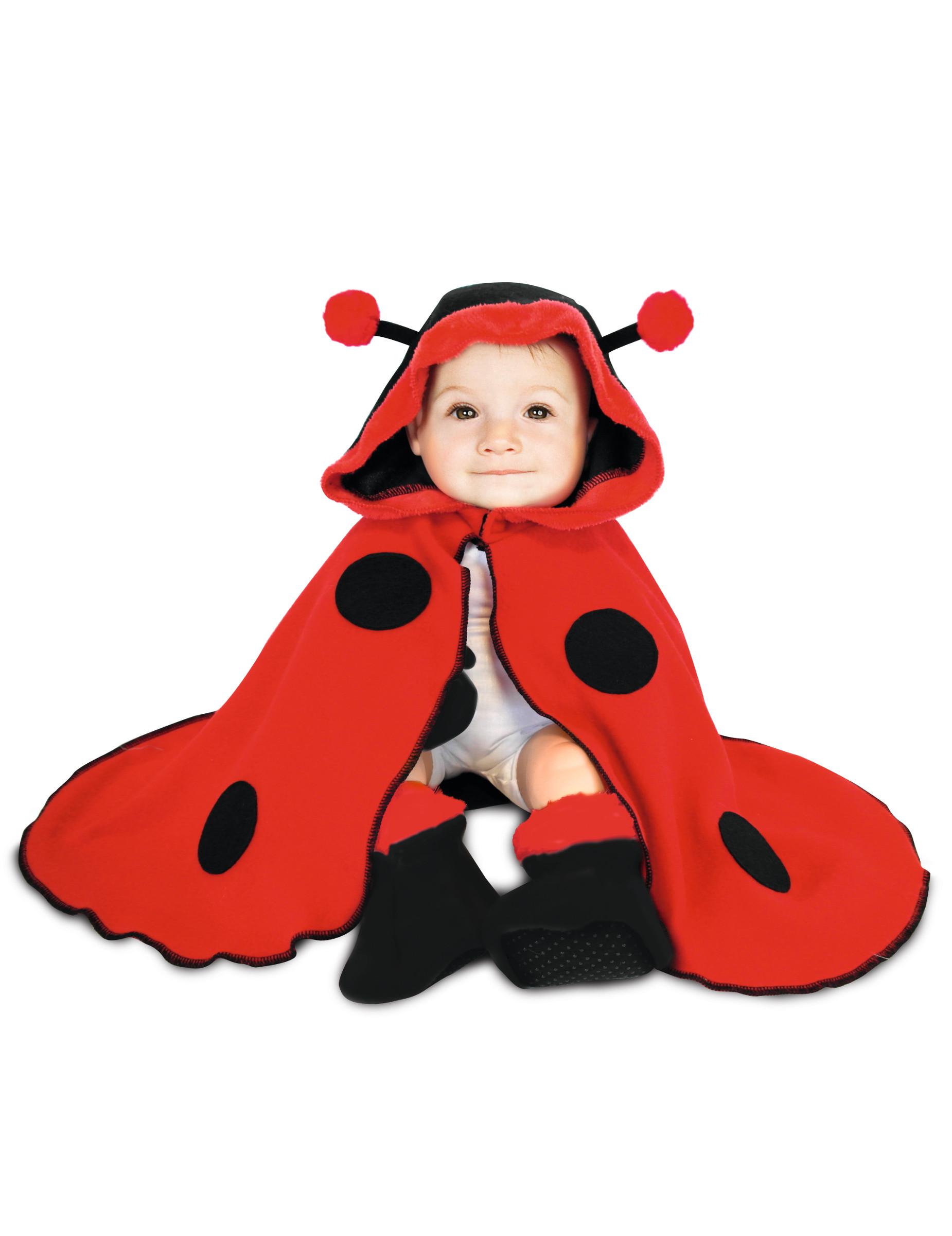 Marienkafer Babykostum Tier Rot Schwarz Gunstige Faschings Kostume