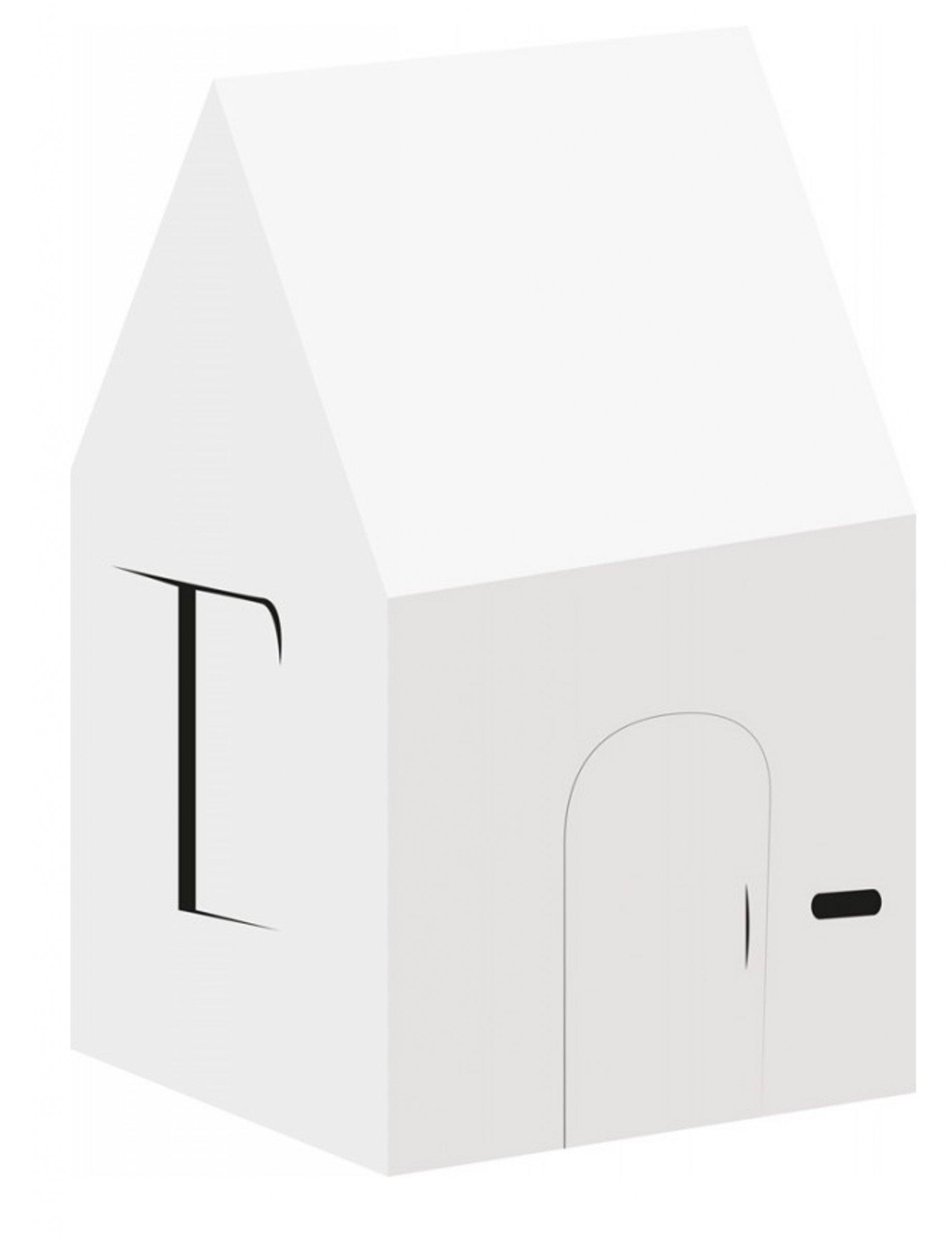 haus aus karton f r kinder 120 x 86 cm g nstige faschings partydeko zubeh r bei karneval. Black Bedroom Furniture Sets. Home Design Ideas