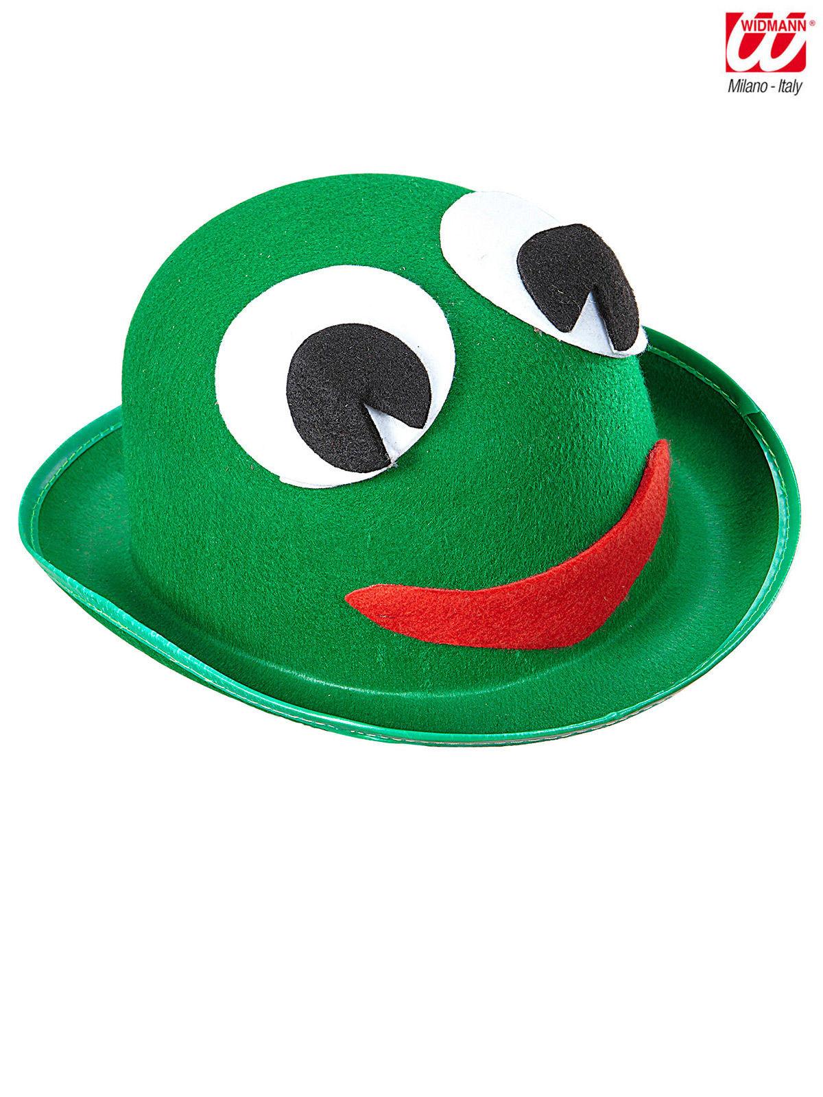 Frosch Melone Karneval Hut Grun Gunstige Faschings Accessoires