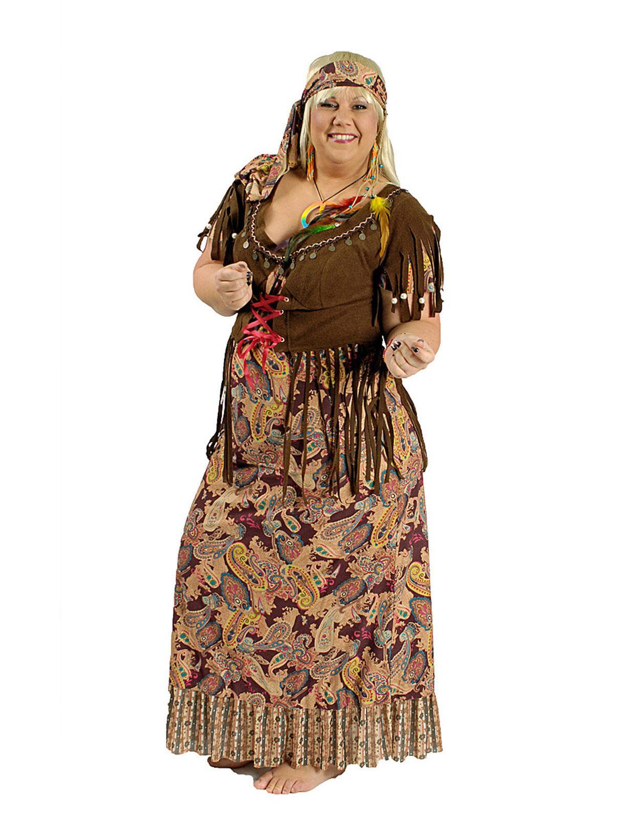 Damen kleid 60er