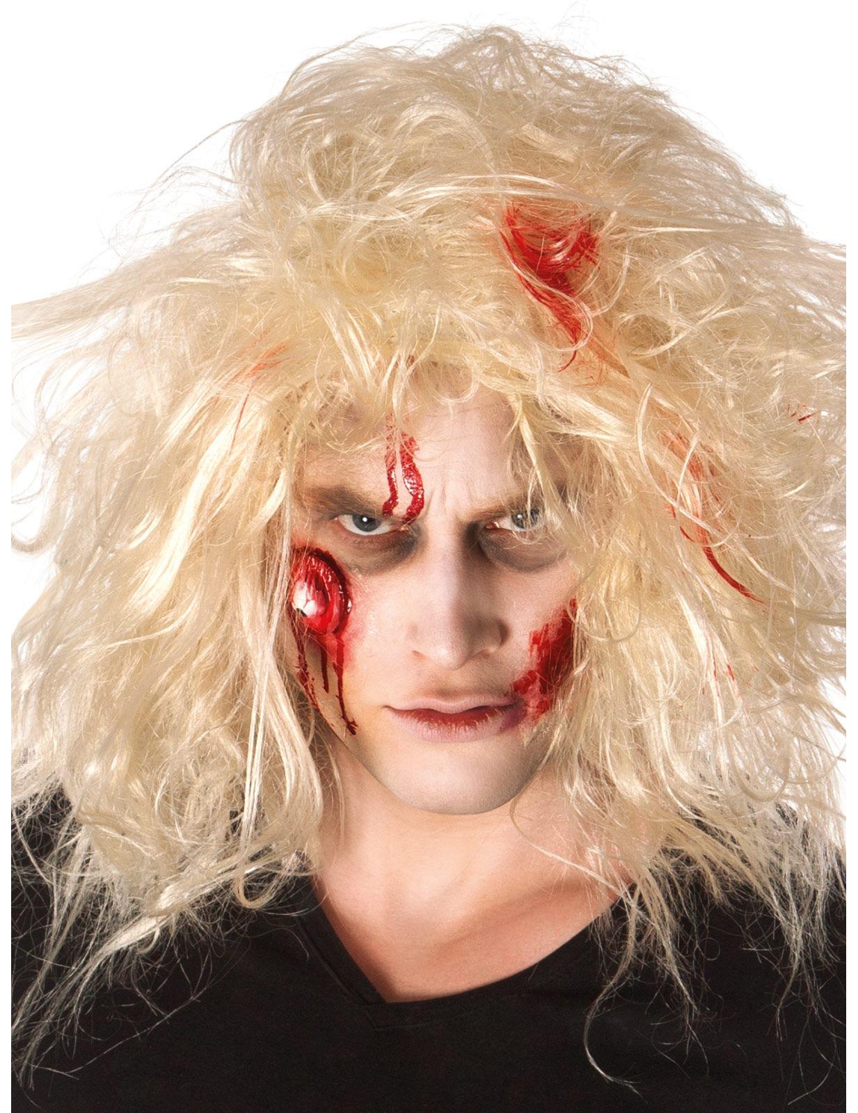 zombie make up set halloween schminke bunt g nstige. Black Bedroom Furniture Sets. Home Design Ideas