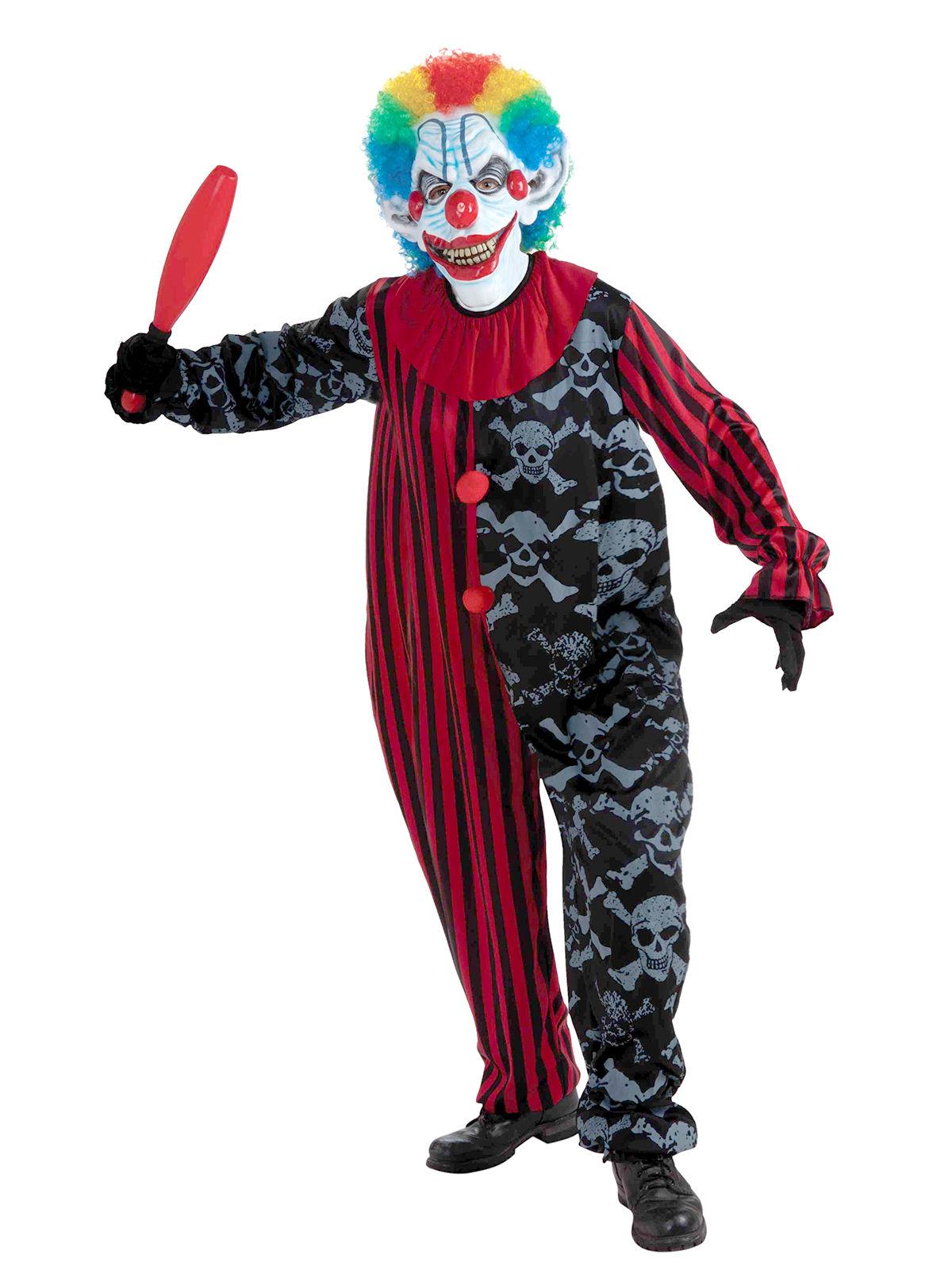 horror clown halloween kost m zirkus bunt g nstige. Black Bedroom Furniture Sets. Home Design Ideas