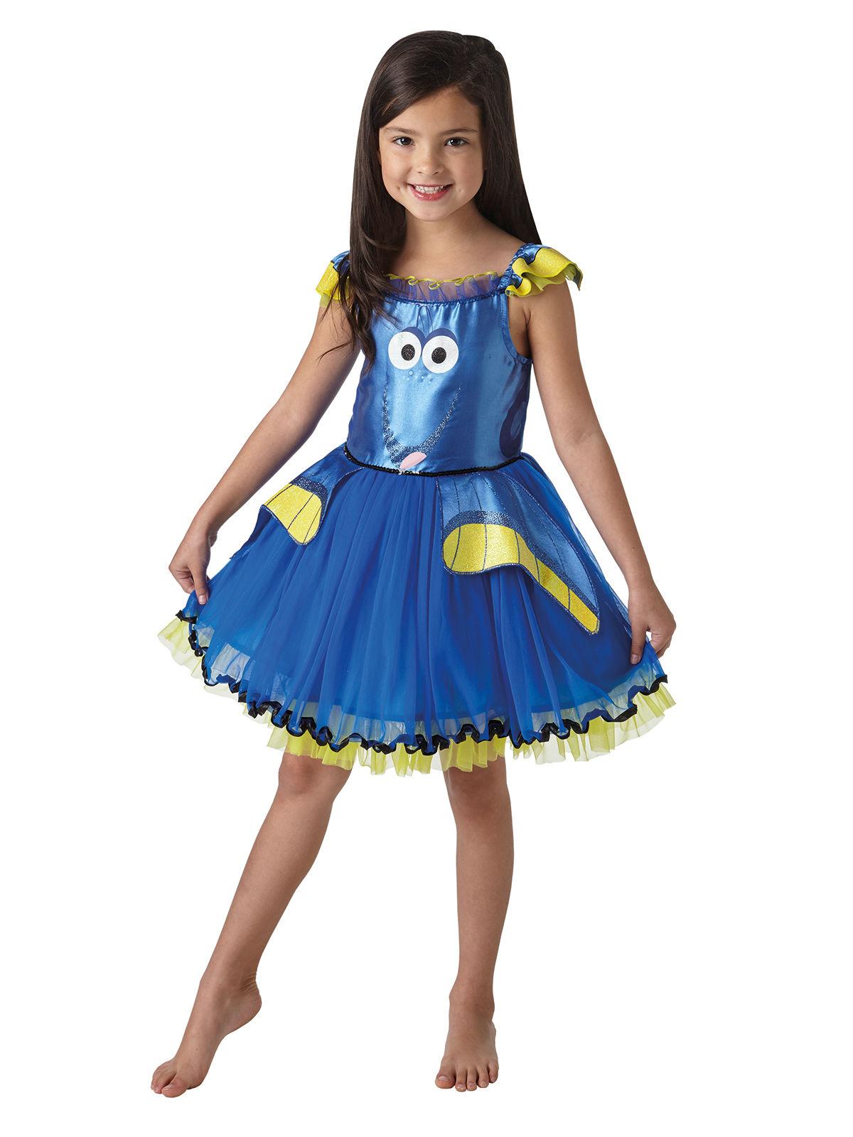 Findet Dorie Fisch Kinderkostüm Lizenzware blau , günstige