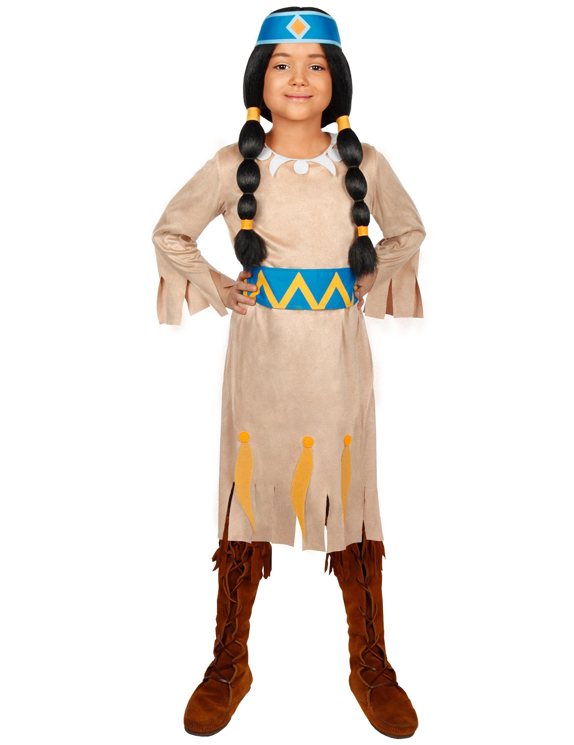 Regenbogen Kostüm für Kinder aus Yakari Cod.308373