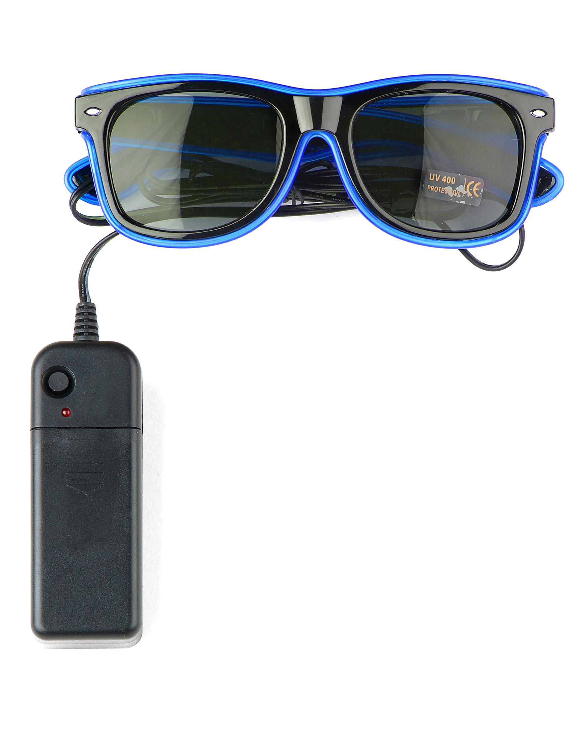 50er jahre brille f r erwachsene hellblau g nstige faschings accessoires zubeh r bei. Black Bedroom Furniture Sets. Home Design Ideas
