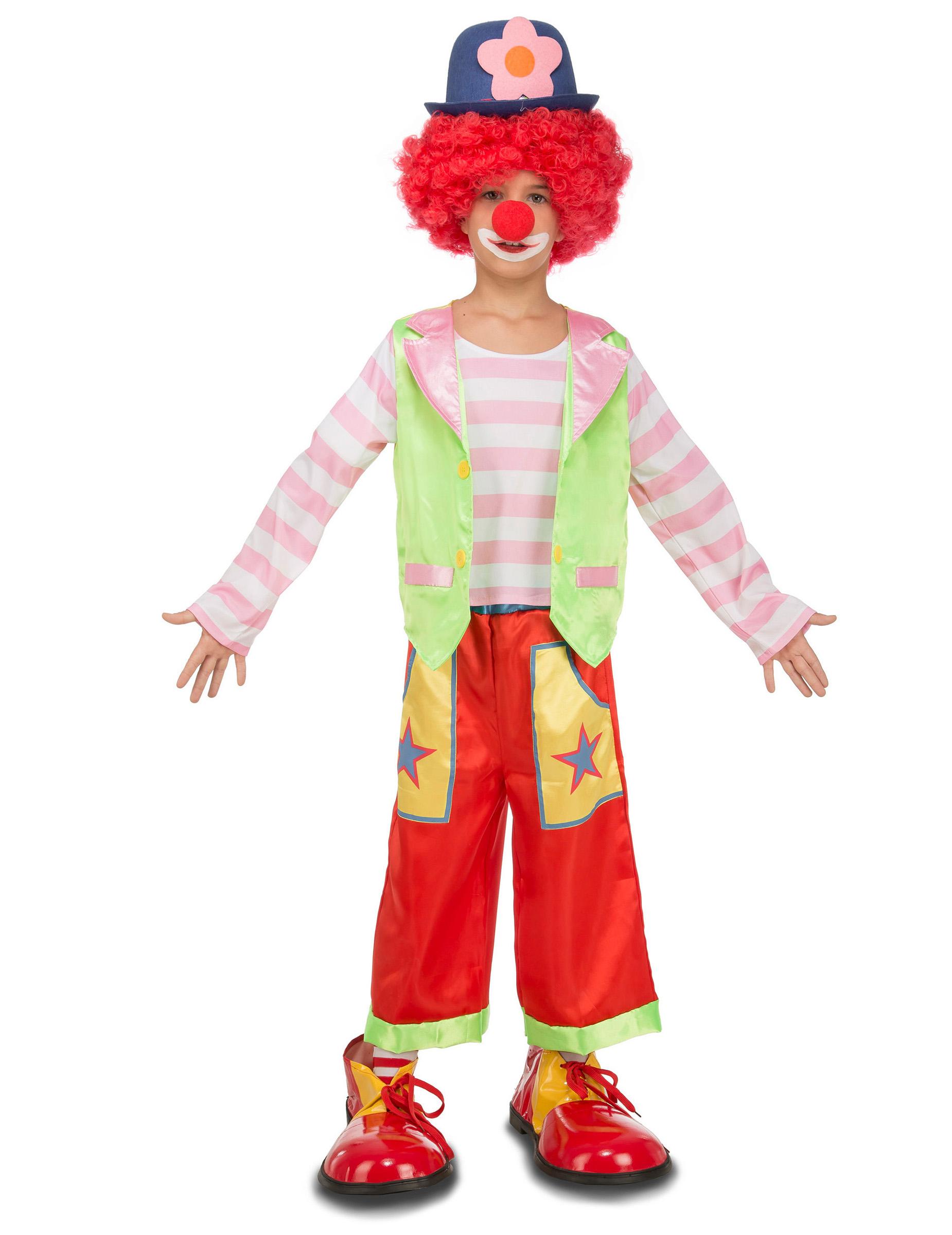 kost m rodeo clown f r kinder g nstige faschings kost me bei karneval megastore. Black Bedroom Furniture Sets. Home Design Ideas