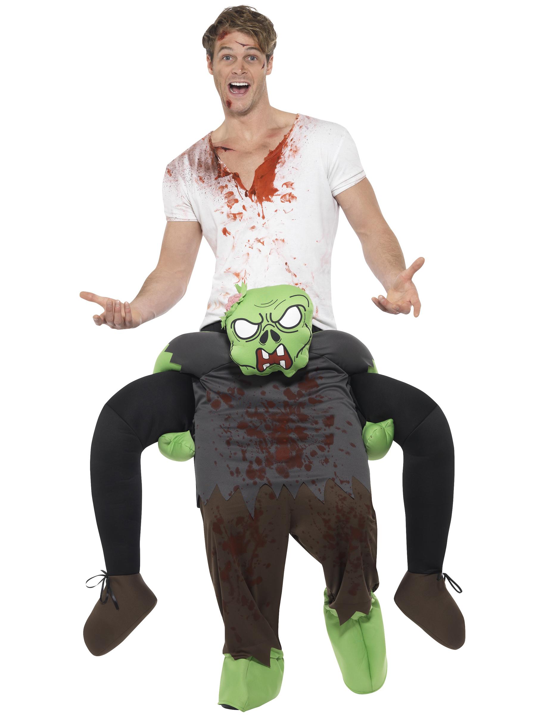 carry-me zombierreiter halloween-kostüm , günstige faschings kostüme