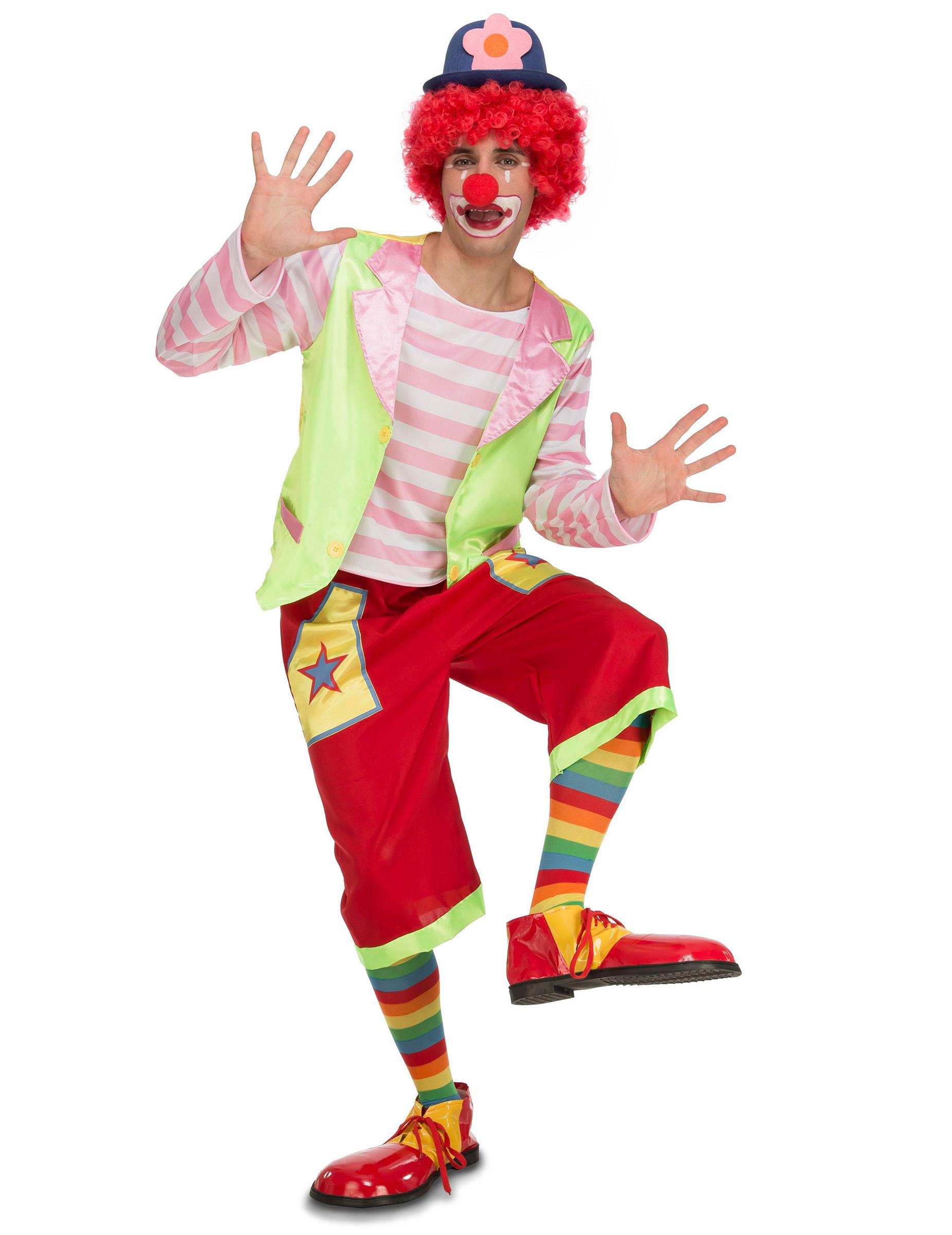 Rodeo Clown Kostum Fur Erwachsene Gunstige Faschings Kostume Bei