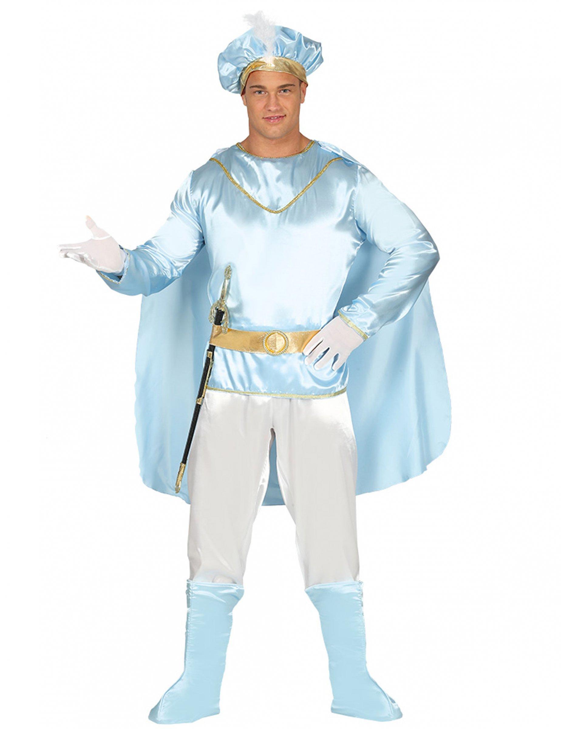 sexy Prinz charmantes Kostüm