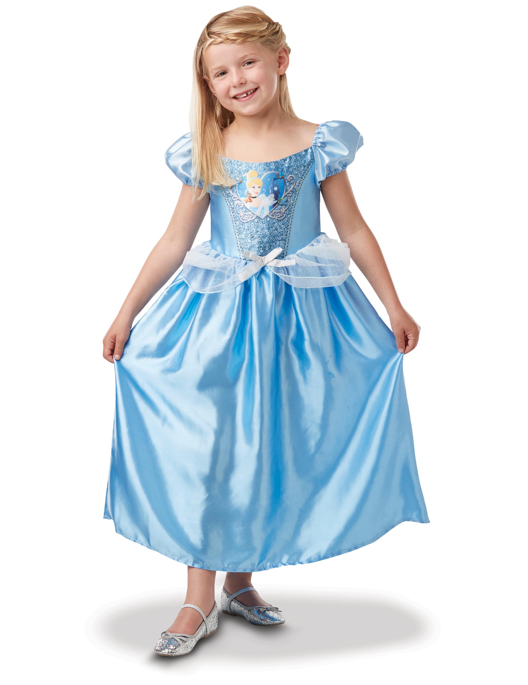 Disney™ Cinderella Prinzessinnenkleid blau , günstige