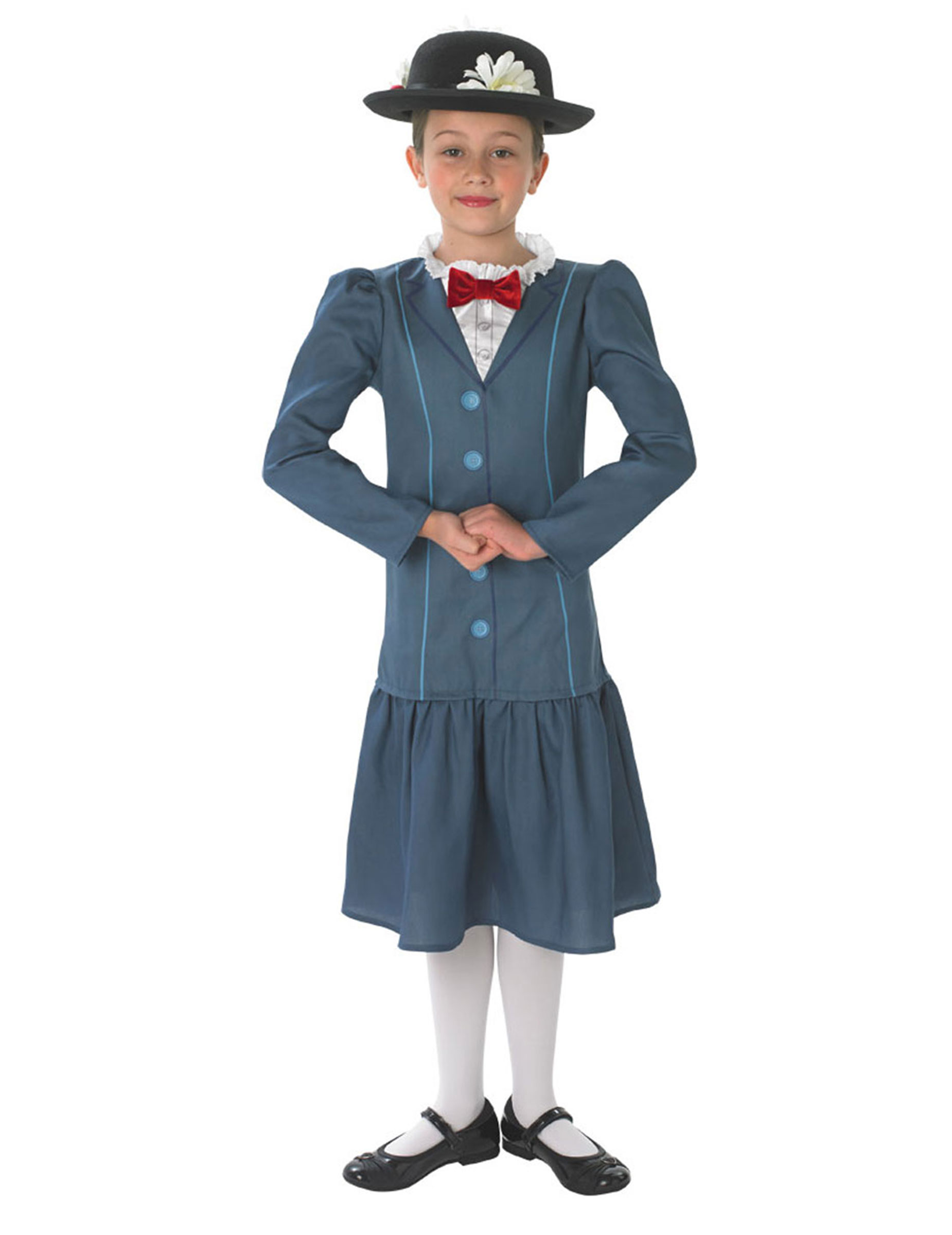 Mary Poppins Kinderkostüm Bunt Günstige Faschings Kostüme Bei