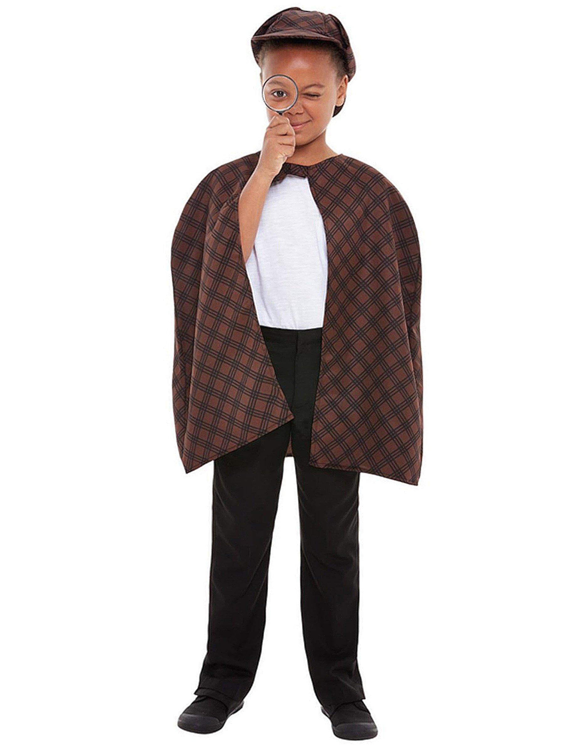 Detektiv Kostüm