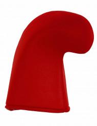 Zwergenmütze Zipfelmütze rot