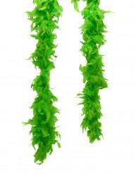 Federboa Kostümzubehör grün 180cm
