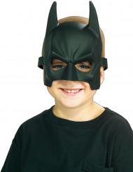 Batman-Halbmaske Jungen schwarz