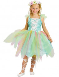 Märchenfee Kinder-Kostüm bunt