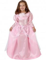 Bezaubernde Prinzessin Kinderkostüm Königin pink