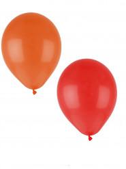 Pastellfarbene Ballons 24 Stück 30cm
