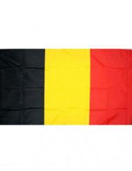 Belgische Fahne Belgien-Flagge schwarz-gelb-rot 90x150cm
