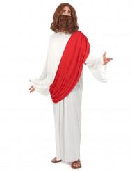 Heiliger Prophet Herrenkostüm rot-weiss