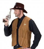 Cowboy Pistole Deluxe 26cm