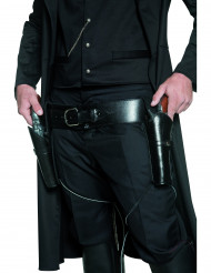 Cowboy Holster schwarz