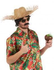 Strohhut Hawaii Hut beige