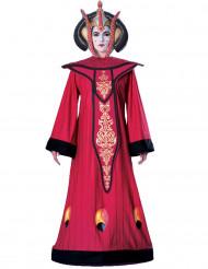 Star Wars Königin Amidala Damen Lizenzkostüm rot-gold-schwarz