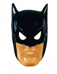 Batman™-Erwachsenenmaske Superheld schwarz