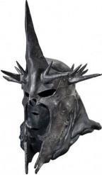 Vollmaske Hexenkönig von Angmar Herr der Ringe Lizenzmaske schwarz