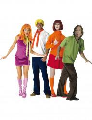 Scooby Doo™ Gruppenkostüm Lizenzware bunt