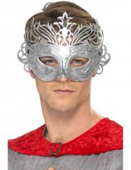 Venezianische Maske silber