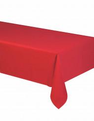 Papier Tischdecke Party-Deko rot 280x140cm