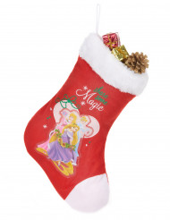Walt Disney Weihnachtsstrümpfe rot-bunt