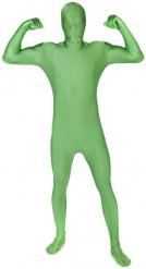 Morphsuit Ganzkörperanzug Kostüm grün