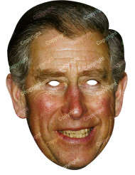 Maske Prinz Charles natur