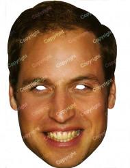 Promi-Maske Prinz William