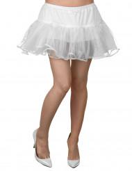 Schicker Tüll-Petticoat Unterrock weiss