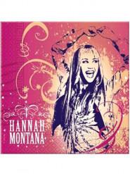 Hannah Montana™ Partyservietten 20 Stück Lizenzware