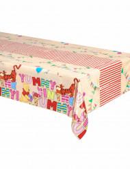 Winnie the Pooh Alphabet - Kunststofftischdecke bunt
